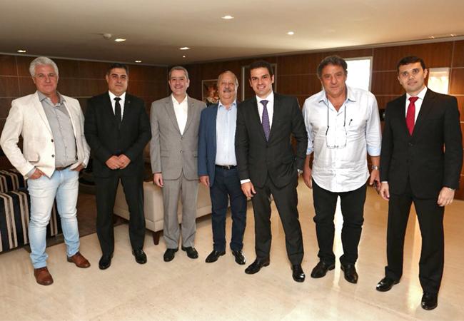 Castellar é eleito vice-presidente da CBF