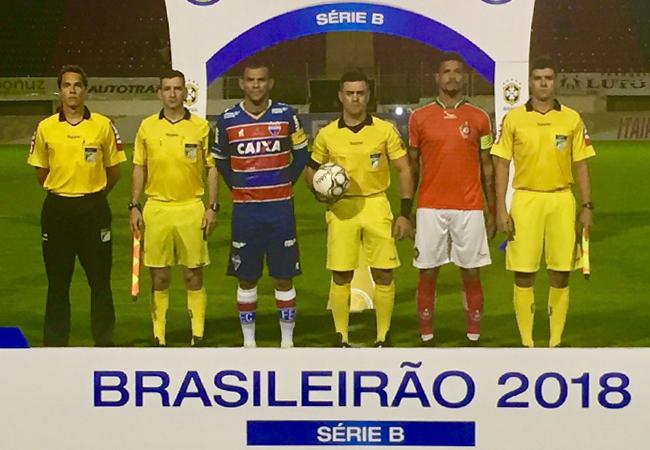 Boa tropeça em casa e perde para Fortaleza