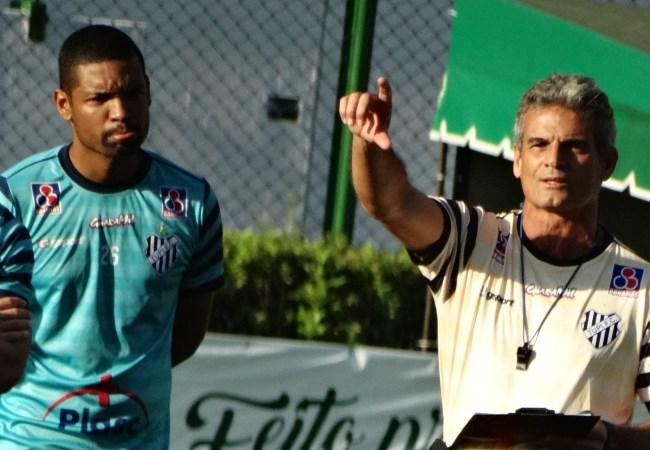 Eugênio Souza assume Tupi na Série C do Brasileiro
