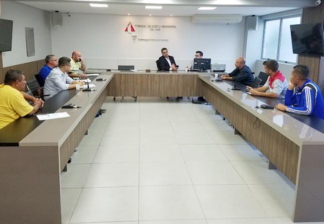 Conselho técnico define Mineiro Sub-14