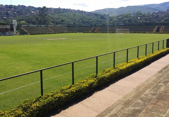 Ibirité aguarda Taça BH em clima de Copa