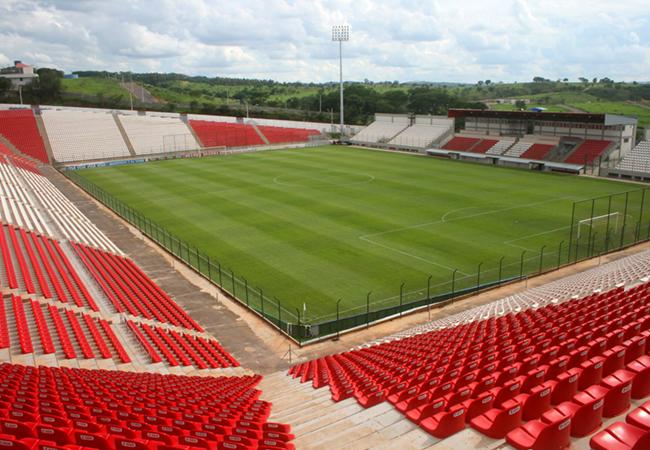 Arena do Jacaré está na agenda Taça BH
