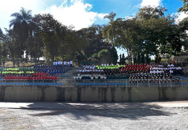 Sesc Venda Nova: a casa oficial da Taça BH