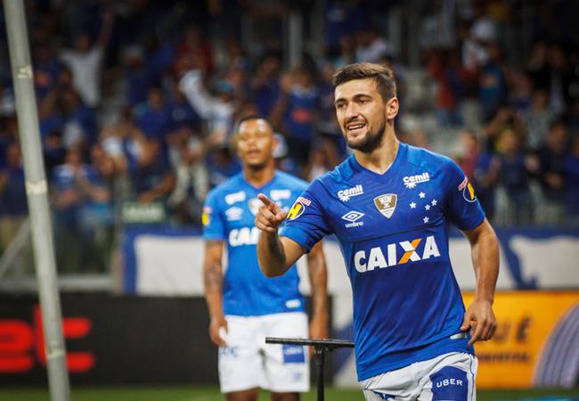 Cruzeiro avança para as quartas da Copa do Brasil