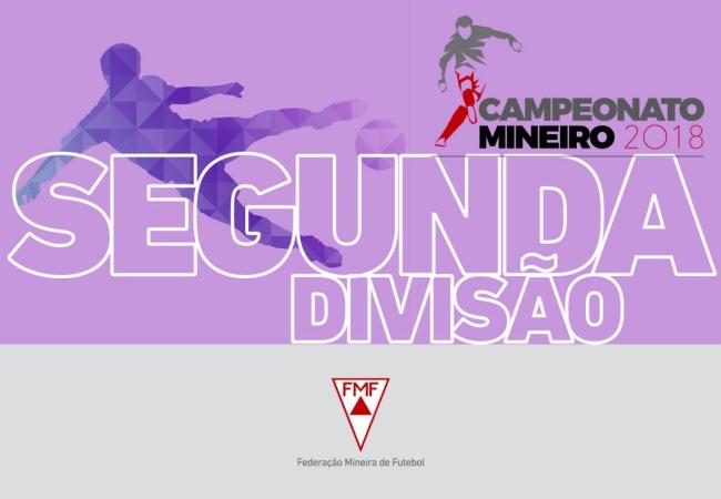 Escala de árbitros - 10ª rodada do Mineiro Segunda Divisão
