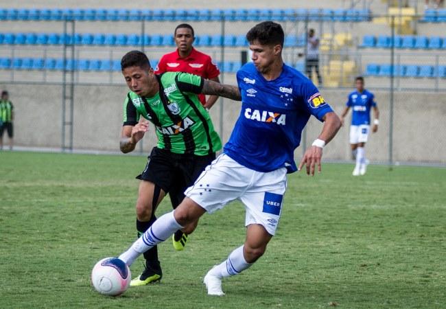 Cruzeiro sai na frente na final do sub-20