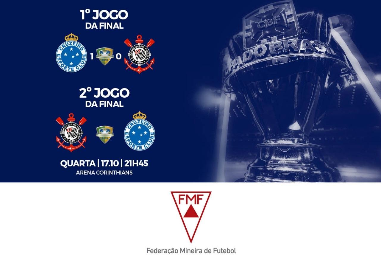 Cruzeiro joga pelo empate em busca do hexa