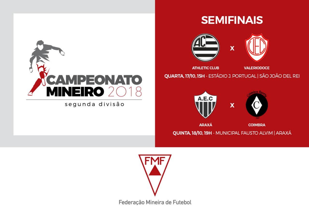 Athletic x Valério abrem as semifinais