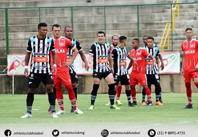 Athletic vence o Valerio e está na final da Segunda Divisão