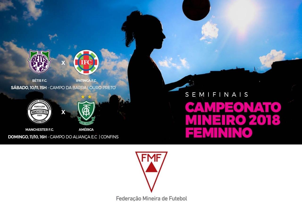 Definidas as semifinais do Mineiro Feminino