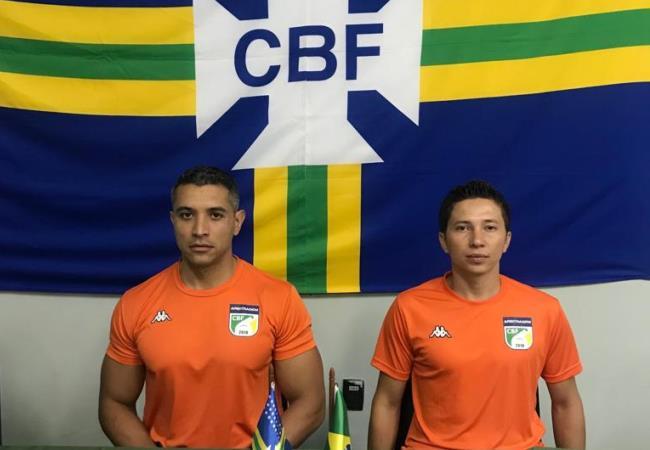Minas Gerais tem dois árbitros no PRAB-CBF/2018