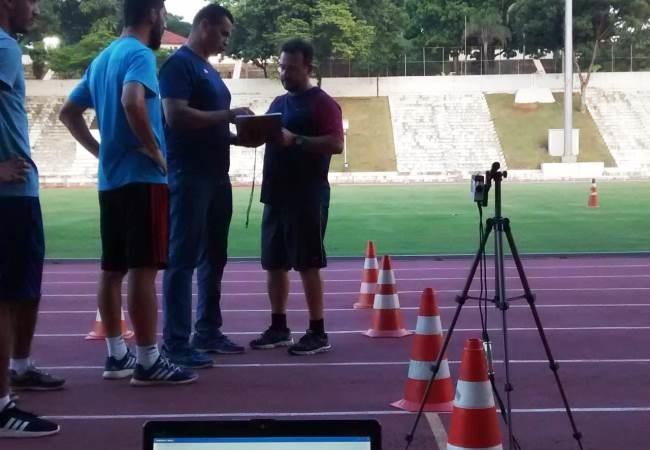 Arbitragem aprimora parte física para a temporada 2019