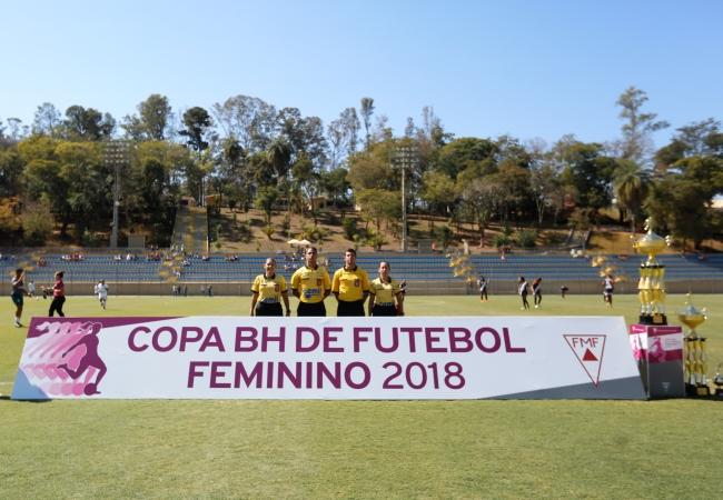 CONVOCAÇÃO - Conselho Técnico Copa BH Feminino