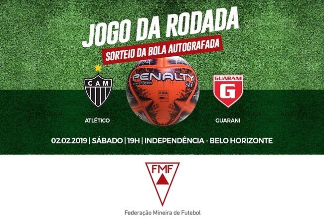 JOGO DA RODADA - Atlético x Guarani
