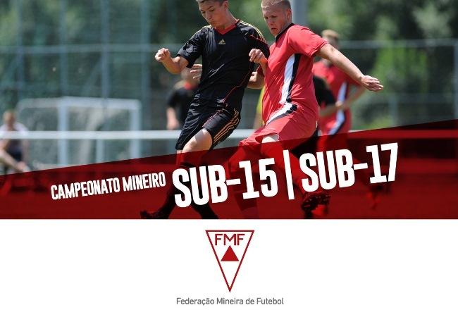Inscrições abertas para Campeonato Mineiro 2019 - Sub15 e Sub17 - 2ª Divisão