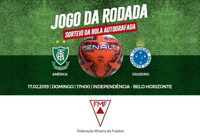 JOGO DA RODADA - América x Cruzeiro