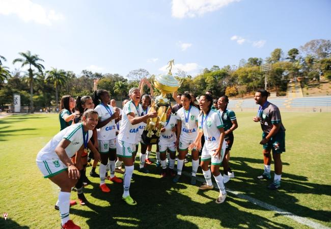 Copa BH de Futebol Feminino começa neste fim de semana