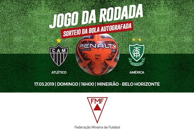 JOGO DA RODADA - Atlético x América
