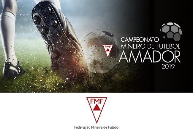 FMF divulga recursos e detalhes sobre o 1º Campeonato Mineiro de Futebol Amador