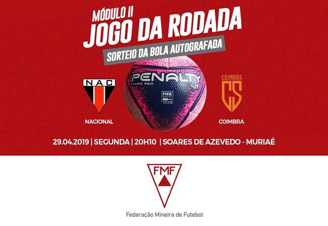 JOGO DA RODADA - Nacional x Coimbra