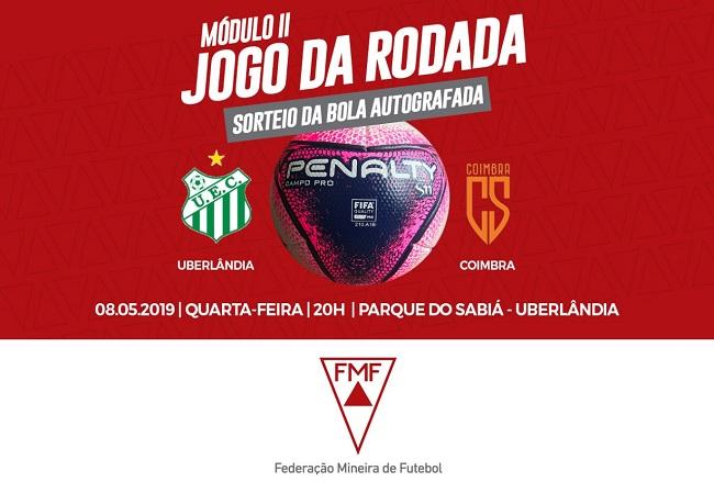 JOGO DA RODADA - Uberlândia x Coimbra