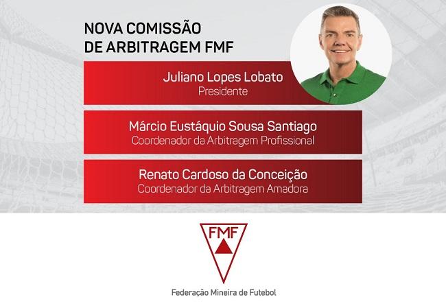 FMF anuncia novo comando da arbitragem