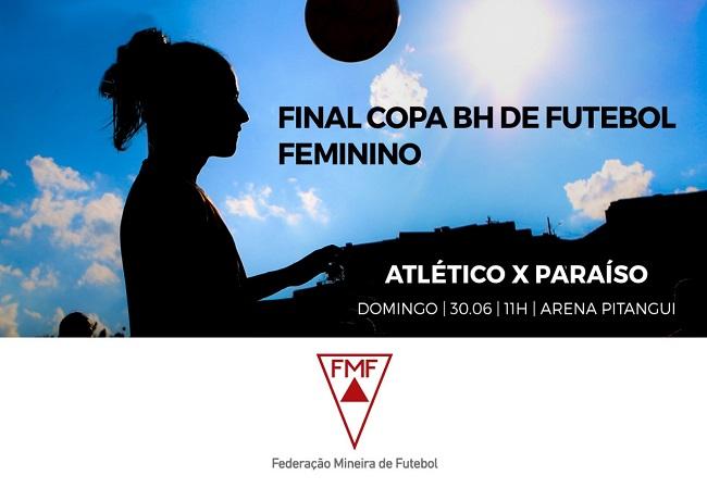 Final da Copa BH Feminina 2019