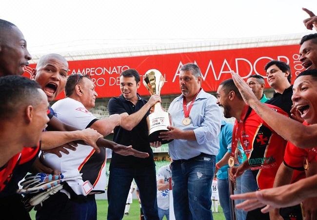 Vasco é o Campeão Mineiro Amador 2019