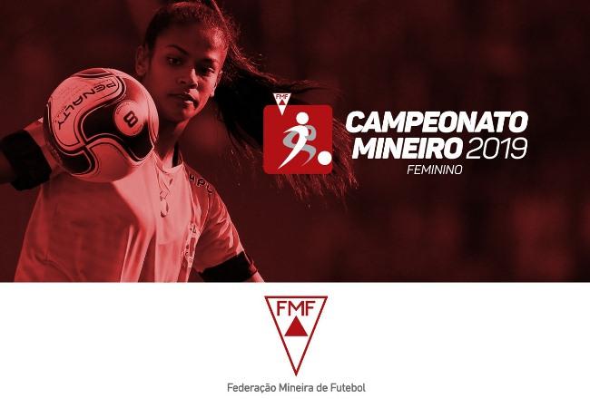 Edital de participação do Campeonato Mineiro de Futebol Feminino
