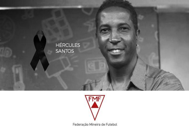 Nota de pesar: Falecimento Hércules Santos