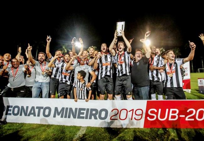 Atlético é Campeão Mineiro sub-20