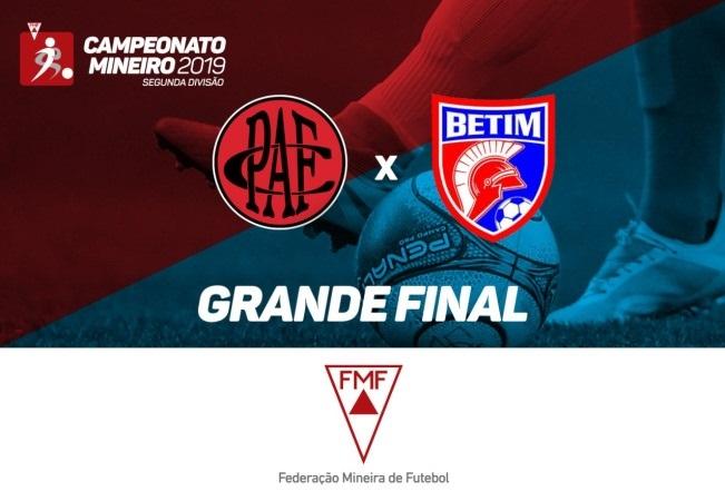 Pouso Alegre e Betim decidem a Segunda Divisão