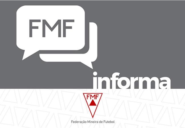 Edital de participação do Campeonato Mineiro sub-15 e sub-17 - 2ª Divisão