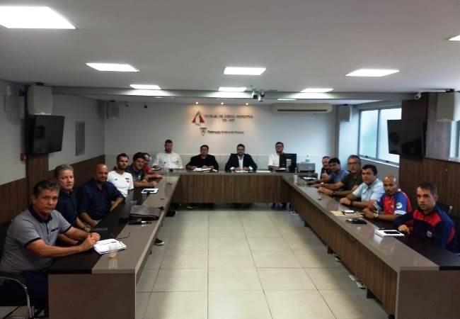 Conselho Técnico Mineiro sub-15/sub-17