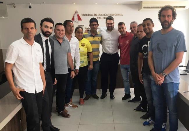 Conselho Técnico Mineiro sub-15/sub17 Segunda Divisão
