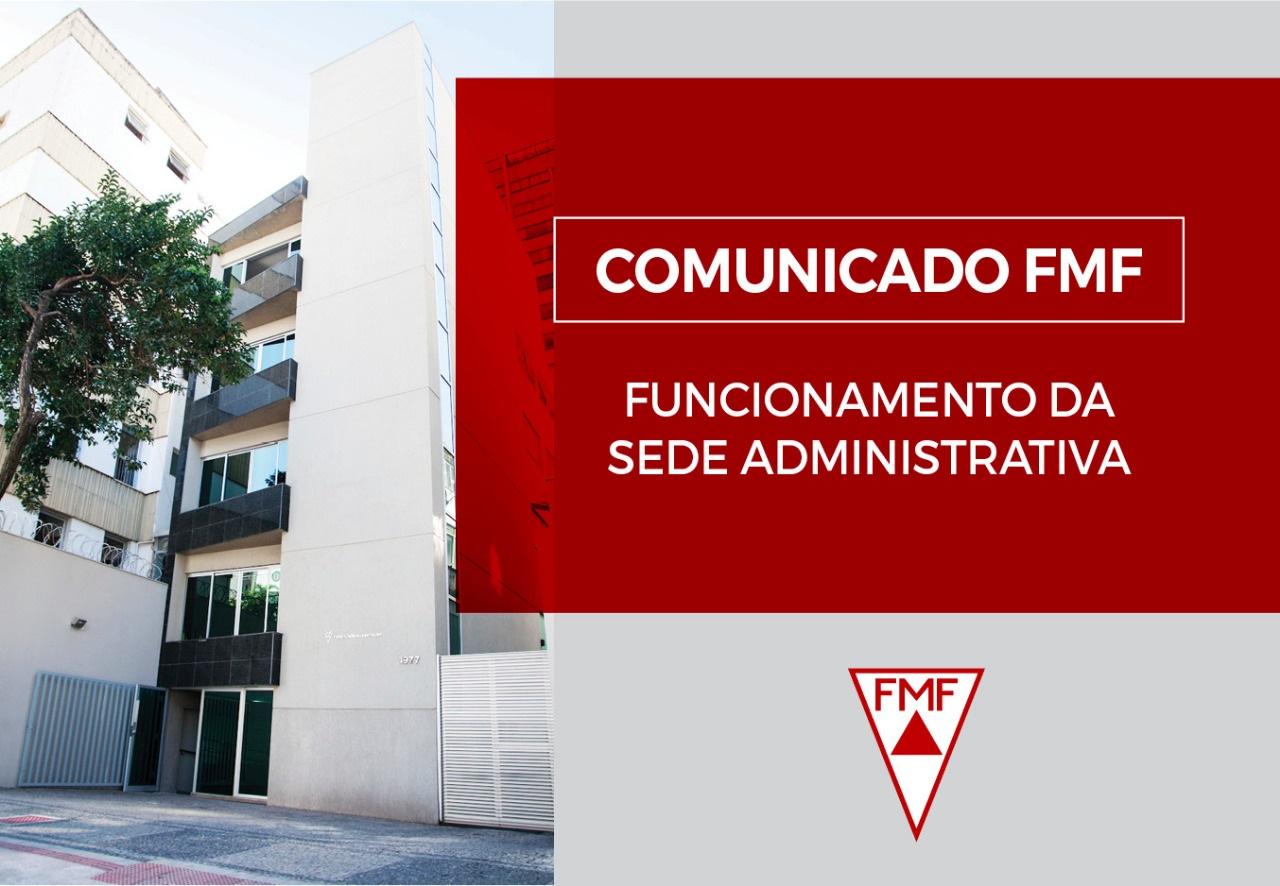 <h3>ATENDIMENTO PRESENCIAL SUSPENSO</h3><div><br><br>Considerando a pandemia do coronavírus e as orientações das autoridades de saúde pública, contribuindo com a prevenção e busca pela erradicação do covid-19, a FMF informa que o atendiment...