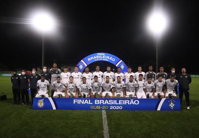 GALINHO É CAMPEÃO BRASILEIRO SUB-20