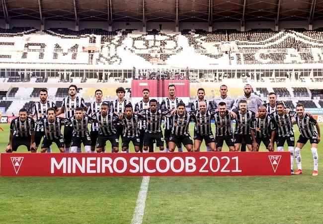 ATLÉTICO É CAMPEÃO DO MINEIRO SICOOB 2021