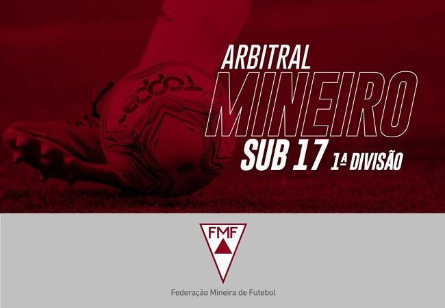 Vai começar o Campeonato Mineiro sub-17!