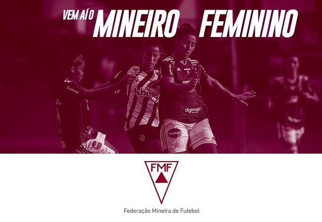 O Campeonato Mineiro Feminino está chegando!
