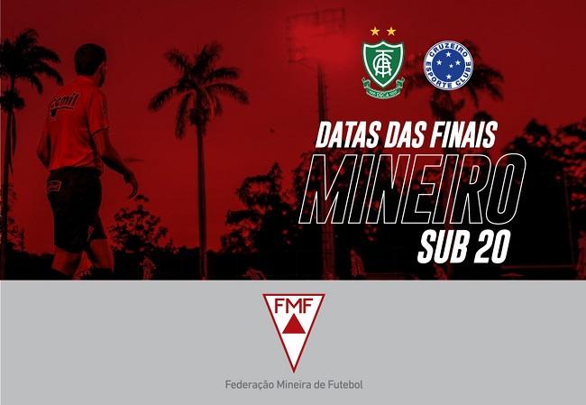 Definidas as datas das finais do Mineiro sub-20