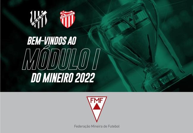 Villa Nova e Democrata-GV estão classificados para o Módulo I do Campeonato Mineiro
